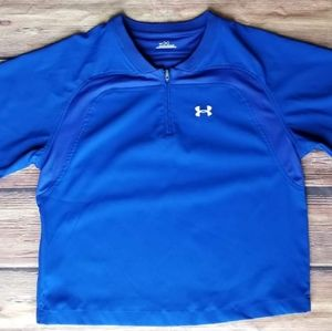 Under Armour Baseball Cage Batting Warm-up Jacket